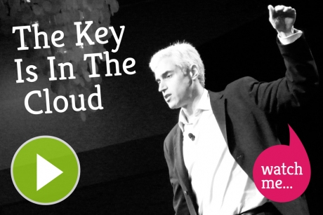 The Key Is In The Cloud